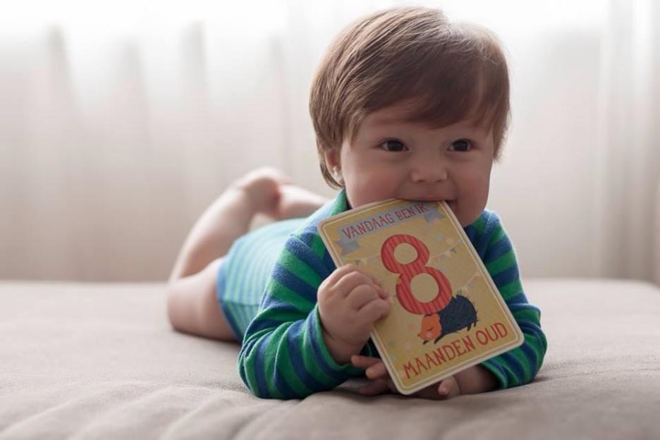 Elliot 8 maanden