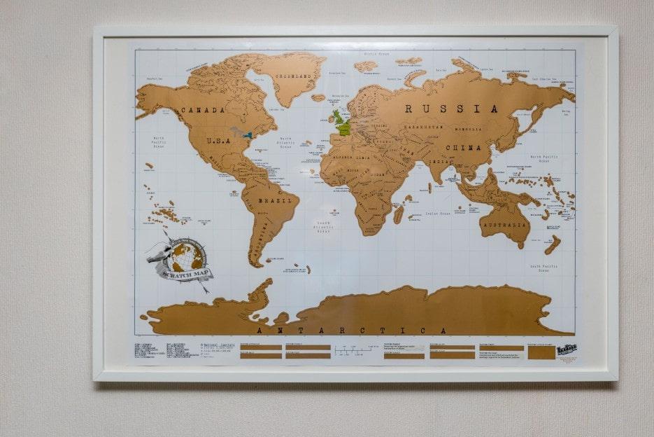 Scratch map 5