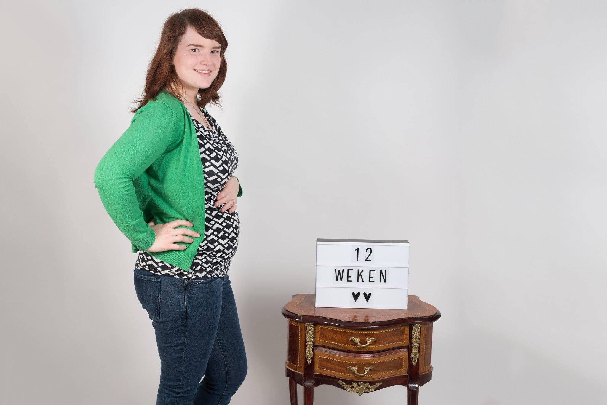 hoeveel kilo aankomen laatste weken zwangerschap