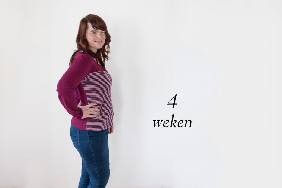 4 weken