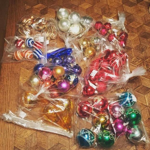 kerstballen 1