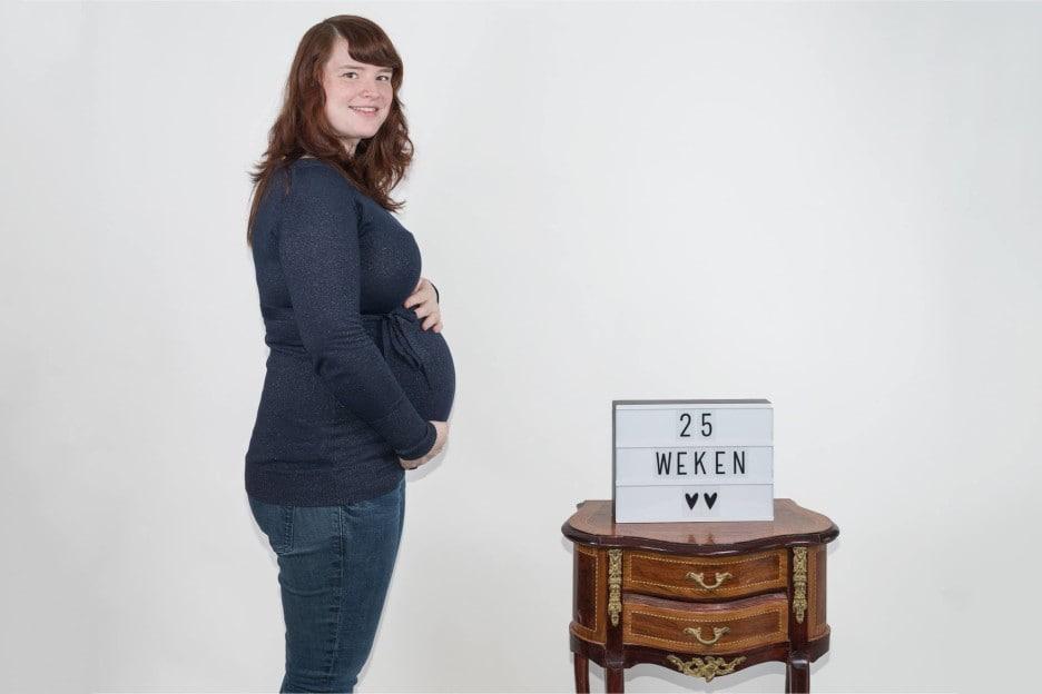 25 weken